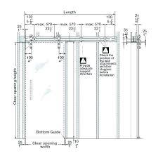 pocket door width average width of sliding glass doors height of door nice inspiration ideas sliding