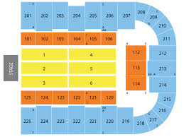 Kino Sports Complex Seating Chart Tucson Arena Seating Chart And Tickets Formerly Tcc Arena