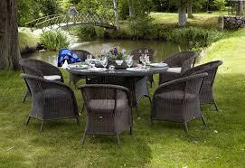 riverdale rattan garden set seat 8