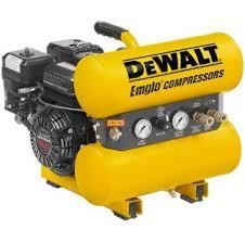 portable gas air compressor. dewalt d55250 air compressors portable gas powered emglo 4 gallon compressor