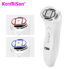 Konmison <b>Ultrasonic Mini HIFU</b> Skin Rejuvenation RF Lifting Beauty ...
