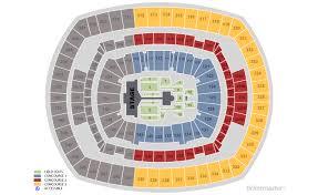65 Explanatory Metlife Stadium Concert Seating Chart
