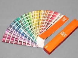 Ral Design Plus D2 Colour Fan
