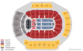 Atlanta Arena Seating Chart State Farm Arena Atlanta Tickets Schedule Seating