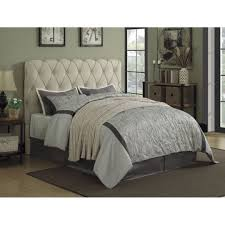 Elsinore Upholstered Full Bed with Button Tufting - Headboard Only by Coaster at Dunk & Bright Furniture