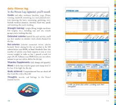 Diet Fitness Journal Your Personal Guide To Optimum Health Diary