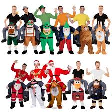 <b>Novelty Ride on Me</b> Mascot Costumes Carry Back Funny Animal ...