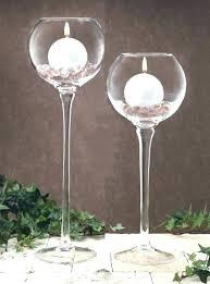 staggering bulk glass candle holders z22273 pillar candle holders bulk glass votive tall tealight pedestal stemmed