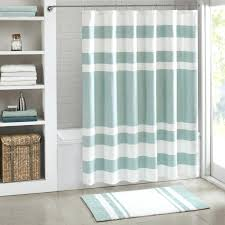 curtain bathroom design lime green shower smlf red