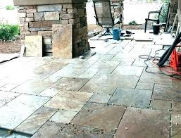 tiling over painted concrete concrete patio tiles tile over concrete floor outdoor tile over concrete outdoor