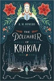 romero r m the dollmaker of krakow 316 pages delacorte random