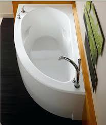 bathtubs 60 x 48 corner bathtub veronesse rectangular