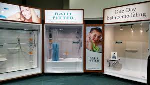 bathfitters ri. booth at ri builders association home show bathfitters ri