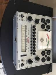 Eico 625 Tube Tester