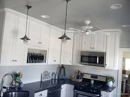 Image Of: Industrial Pendant Lighting For Kitchen Island