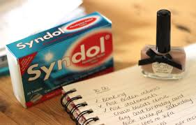 syndol tablets withdrawn