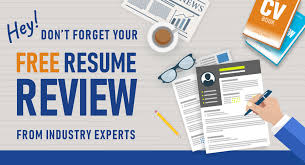 Free Resume Review Resume Review Services The Resume Center Adorable Resume Review Services