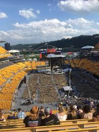 Heinz Field Virtual Seating Chart Photos At Heinz Field