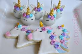 Unicorn Cake Pops Popolate