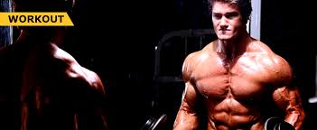 jeff seid unleashes his men s physique for chest and triceps