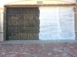 painting aluminum garage door painting garage doors to look like wood aluminum bad paint ling ing painting aluminum garage door