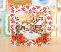 122 Best Tattered Lace Images On Pinterest  Cardmaking Christmas Create And Craft Christmas