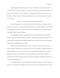 Apa Essays Examples Apa Research Paper Section Headings Writing The Discussion