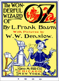 the wonderful wizard of oz george m hill co new york 1900