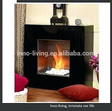 outdoor modern ethanol fireplace diy