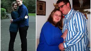 Gateshead couple's incredible 13st weight loss helps them take control of  mental health - Chronicle Live