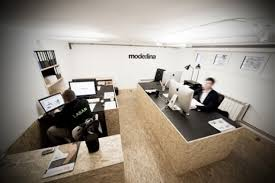small office interior. Renewed Office Interior With Small Budget,