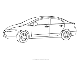 Car Coloring Pages - GetColoringPages.com