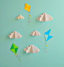 kite decals paper decals wall decals wall art 3d paper wall art wall decor paper walls 3d paper and kites on 3d paper wall art diy with kite decals paper decals wall decals wall art 3d paper wall art
