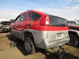 Junkyard Find: 2001 Pontiac Aztek AWD - The Truth About Cars