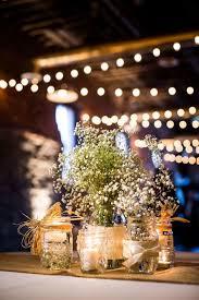 Mason Jar Decorations For A Wedding Canning Jar Centerpieces Wedding 80