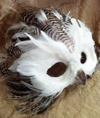 snow owl specialty custom animal masks owl costumesmasquerade