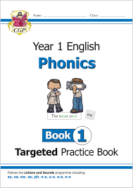Ks1 key stage 1 ks1 adobe reader. Ks1 English Targeted Practice Book Phonics Year 1 Book 1 Cgp Books