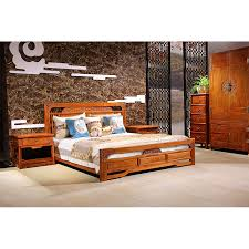 US $6000.0 |large king size Antique mahogany bed bedroom wedding furniture soft bed by sea shipping-in Beds from Furniture on Aliexpress.com | Alibaba ...
