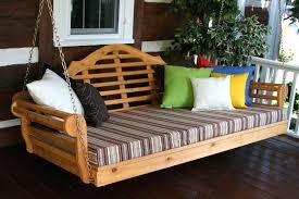 Porch Swing Beds Atlanta For Sale Diy Bed Plans