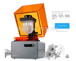 diy sla 3d printer photosensitive resin precision laser form1 sla 0 025mm model diy 3d printer