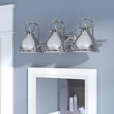 bathroom vanity lighting. Bodalla 3-Light Metal Vanity Light Bathroom Lighting