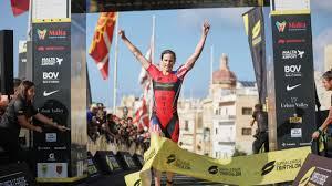 Luis and Zaferes top the Super League Triathlon Malta podium   Elite News
