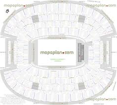 Dallas Cowboys 3d Seating Chart At T Stadium General Admission Ga Floor Standing Concert