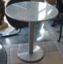 How to build a table base for a granite top Decorating Stainless Steel Pedestal Table Base Netsportsclub Stone Tiles Fireplaces Granite Worktops Table Tops Shropshire