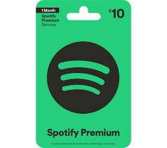Buy SPOTIFY Gift Card - £10 | Free Delivery