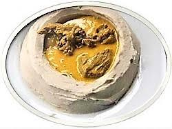 """Résultat de recherche d'images pour """"taro à la sauce jaune"""""""