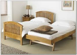 twin bed with pop up trundle. Twin Bed With Pop Up Trundle Wood 0