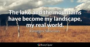 Quotes About Landscape