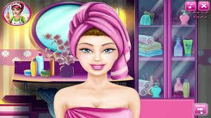 barbie bride and bridemaids makeup barbie games barbie wedding make up tutorial game