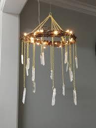 bohemian wood crystal chandelier lighting bedroom chandeliers uk small boy